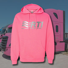 Load image into Gallery viewer, *SPECIAL EDITION* Neon Pink RTI Hoodie