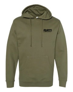 *Made-To-Order* Hooded Pullover Sweatshirt
