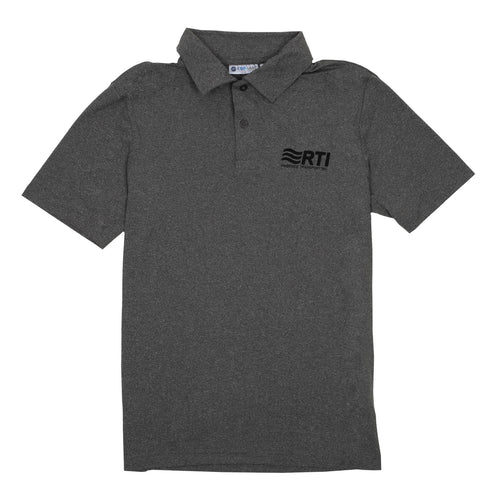 CoolLast Unisex Polo Grey