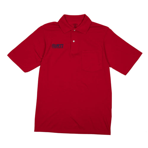 Jerzees Polo- Red