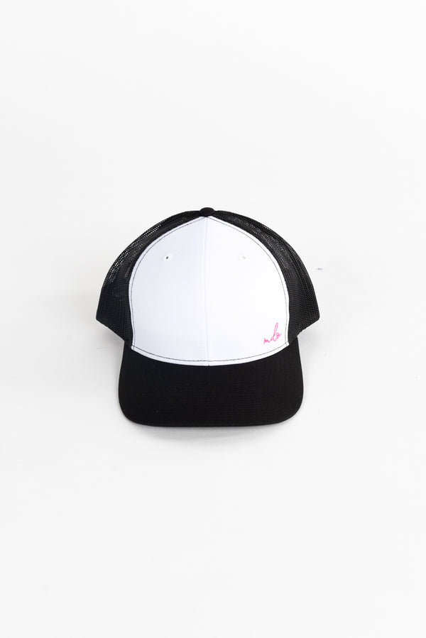 MDO Mini Logo Trucker Hat