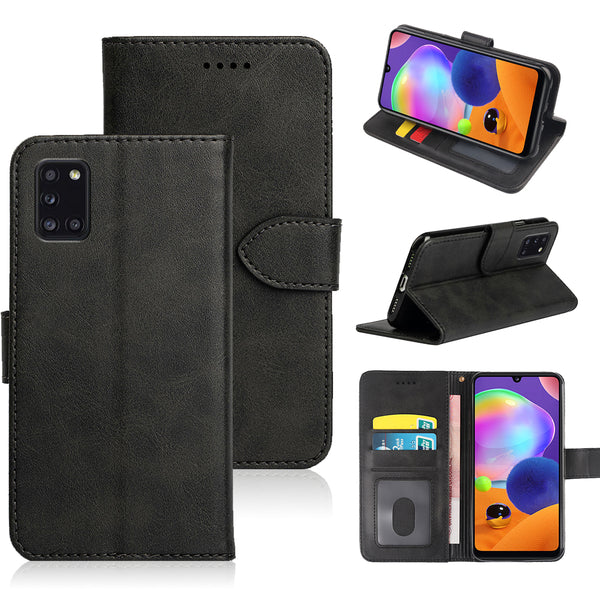Samsung A80 Flip Diary Wallet Case With Card Slot