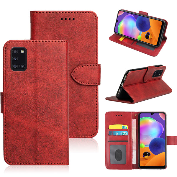 Samsung A70 Flip Diary Wallet Case With Card Slot