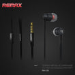 REMAX RM-535 In-ear Stereo Earphones with Microphone & Call Function