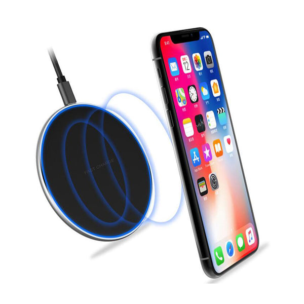 Qi 10W Universal Wireless Phone Charger