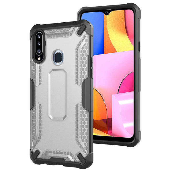 UB Series Premium Hybrid Protective Case For Samsung A20/30