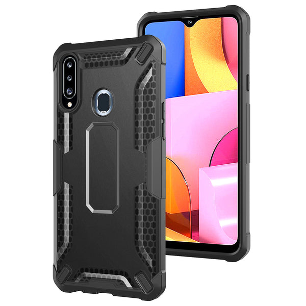 UB Series Premium Hybrid Protective Case For Samsung A20S