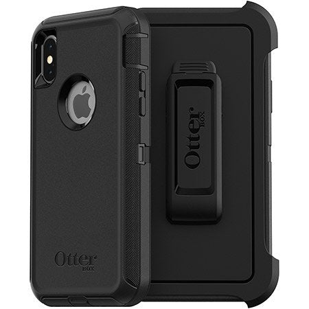 Heavy Duty Full Protective Defender Case For iPhone XS Max