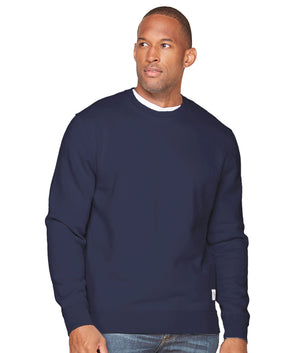 Brooks Crewneck Fleece Pullover