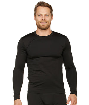 Afton Long Sleeve Crew Neck