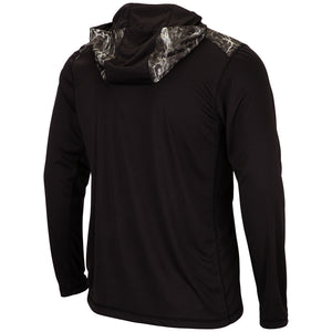 Dry Fly Hooded Fishing Tee