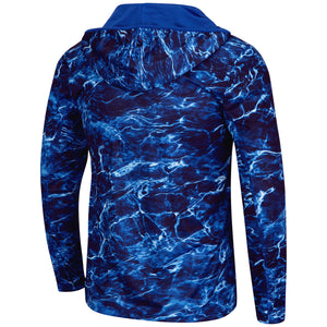 Deepwater Hooded Longsleeve Fishing Tee