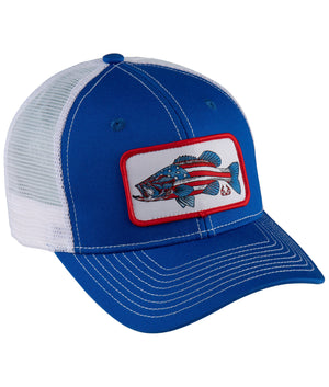 Ameri-Bass Trucker Cap