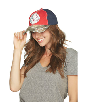 Stars and Bars Cap