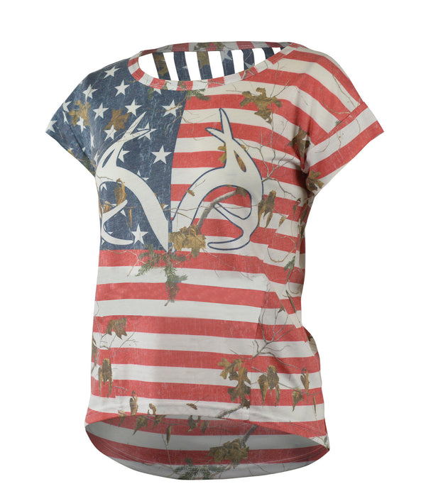 Independence Sublimation Short Sleeve Tee