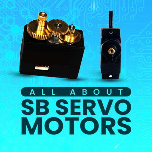 All About SB-Servo Motor