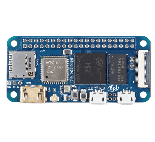 Complete Banana Pi Starter Kit with Clear Case and 8gb SD card with Android 4.2