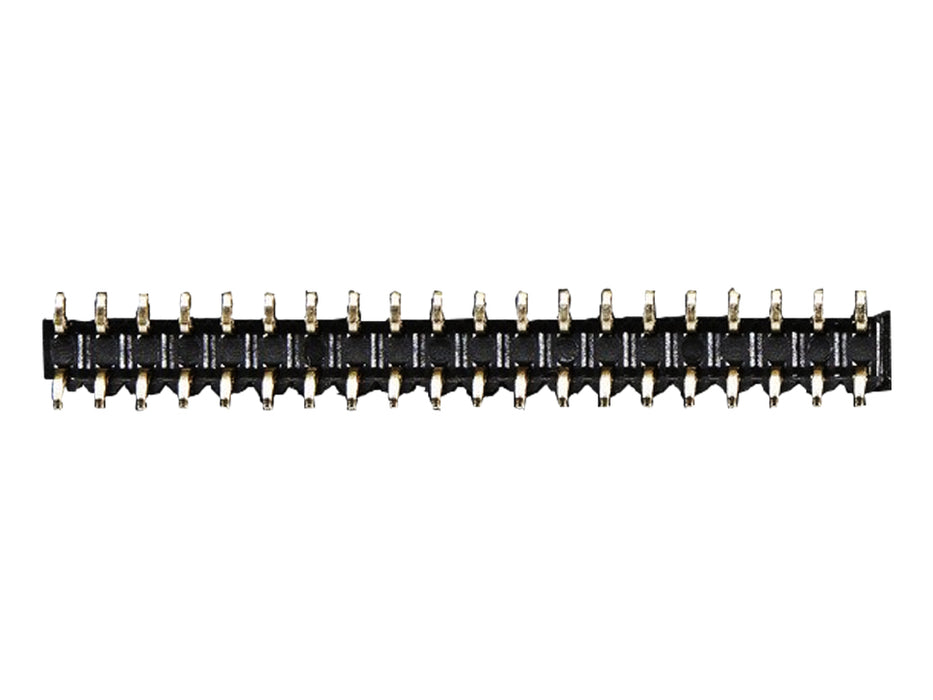 Extra-tall SMT GPIO Header for Raspberry Pi HAT (2x20 Pins) - Pack of 5 Pcs