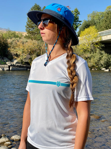 UV T-Shirt 7Stripe - Women's