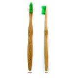 Organic Dental Solutions™ CanineTooth Gel with Eco-Friendly Bamboo Toothbrush - LARGE - Pure and Natural Pet