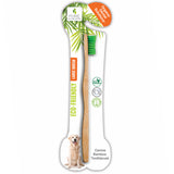 Organic Dental Solutions Bamboo Toothbrush Large - Pure and Natural Pet