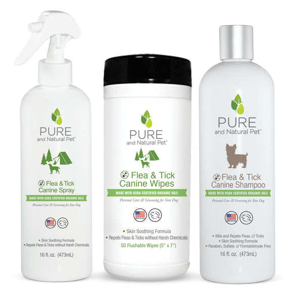 Between Bath Freshener (Lavender) - Pure and Natural Pet