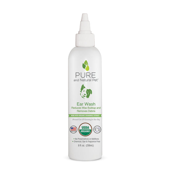 Ear Wash - Pure and Natural Pet