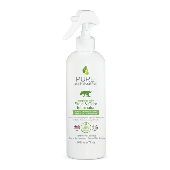 Stain & Odor Eliminator - Pure and Natural Pet