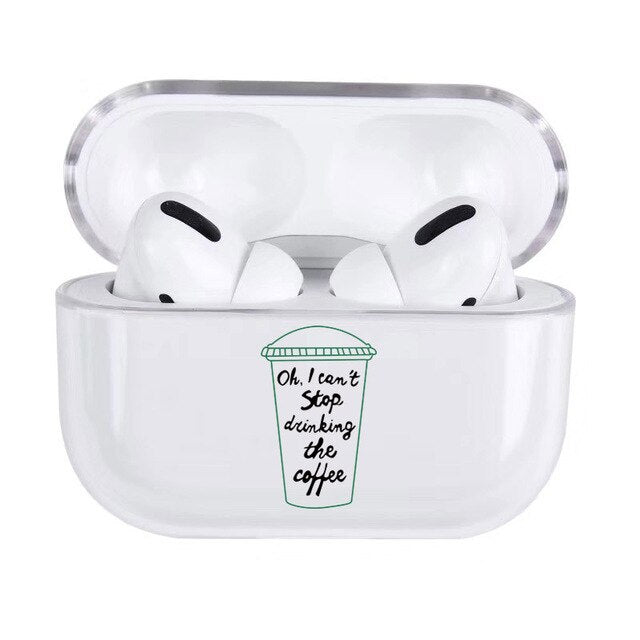 Funny Hard Airpods Case - 4b4