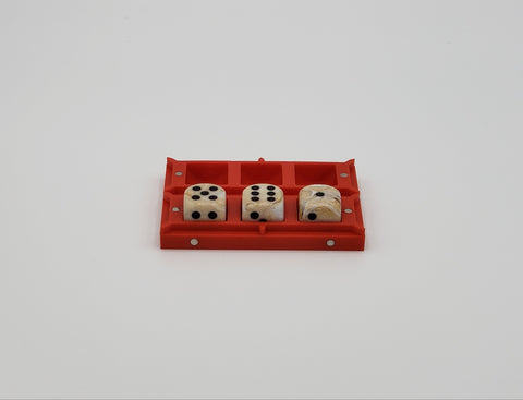 MULTI-PURPOSE DICE HOLDER