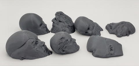ANCIENT HEADS