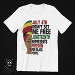 SHE IS JUNETEENTH