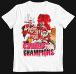 SUPER BOWL LIV CHAMPS CHIEFS TEE