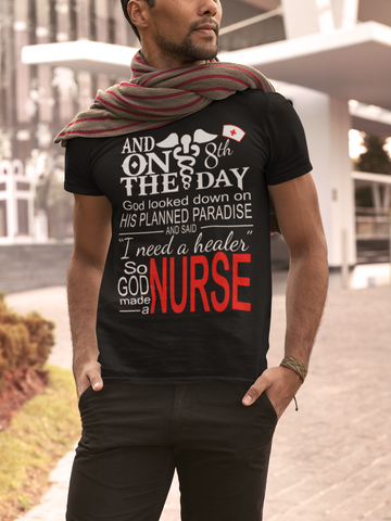 NURSES ARE GODSENT