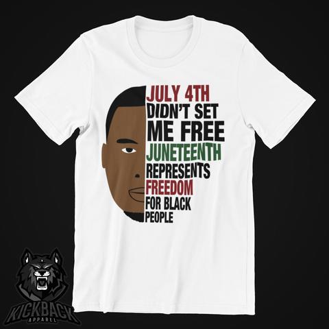 HE IS JUNETEENTH