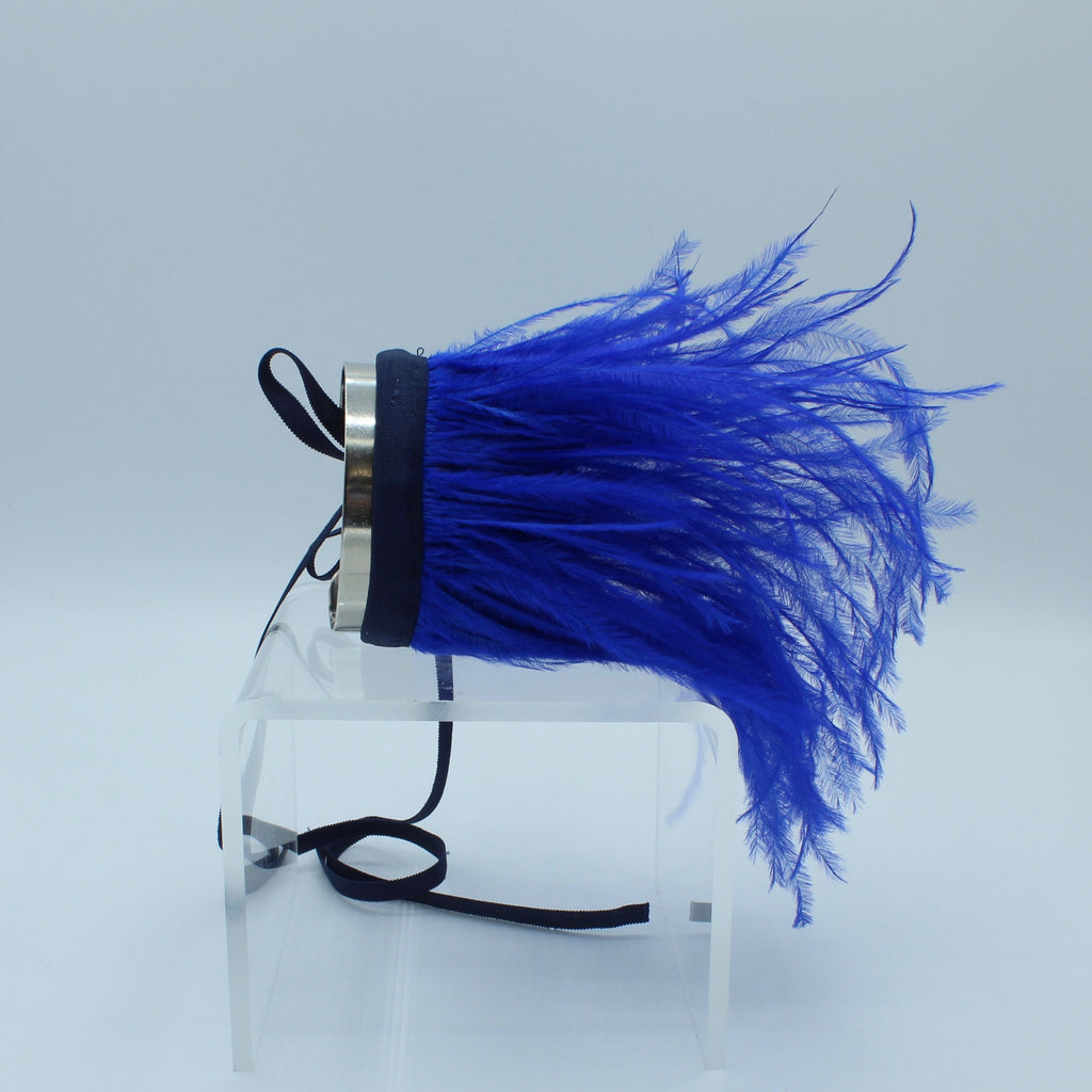 Cobalt Feather