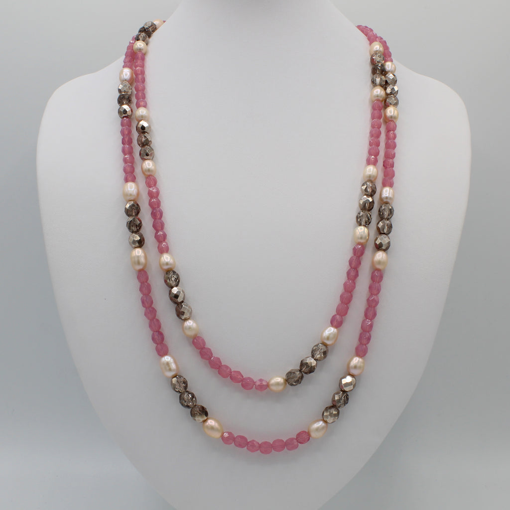Astilbe Necklace