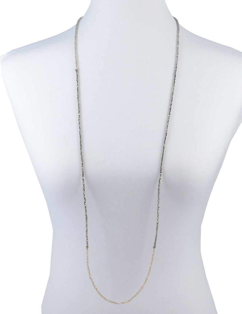 Alma Long Necklace