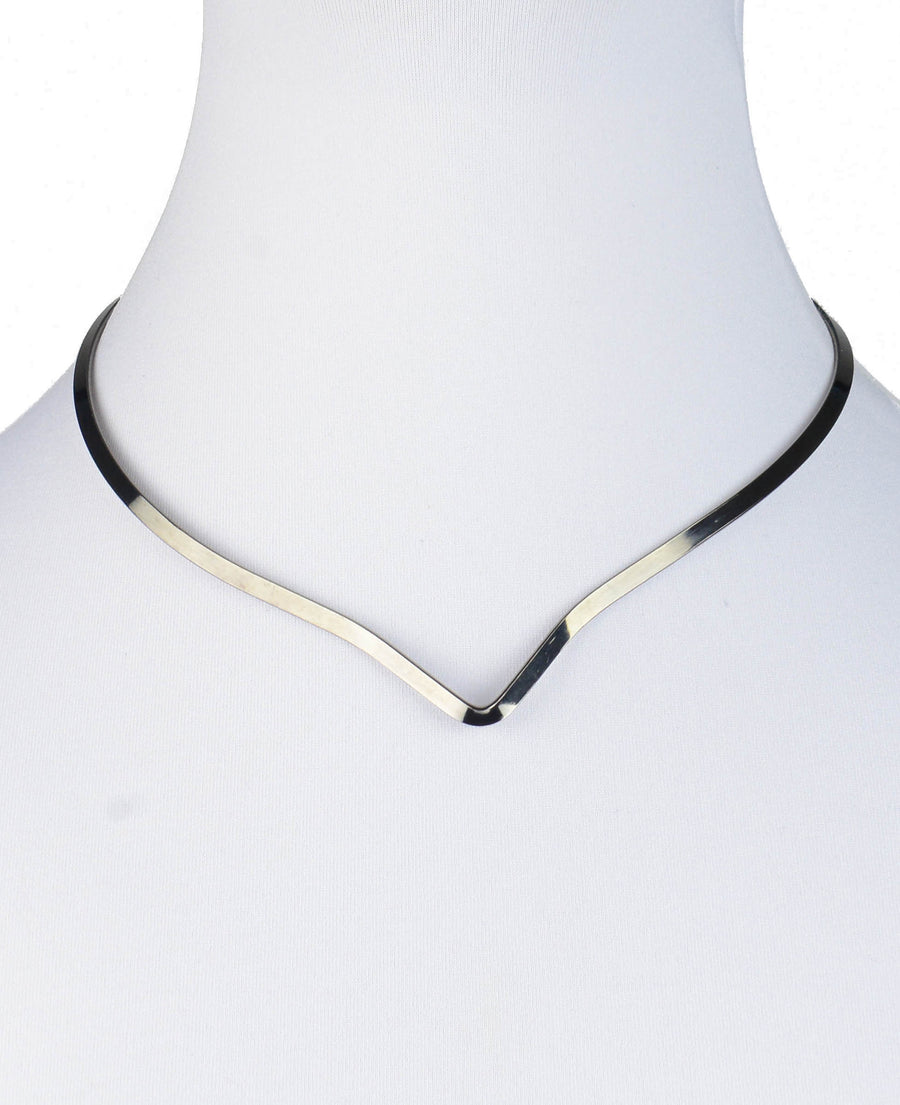 18K Gold Plated Collar