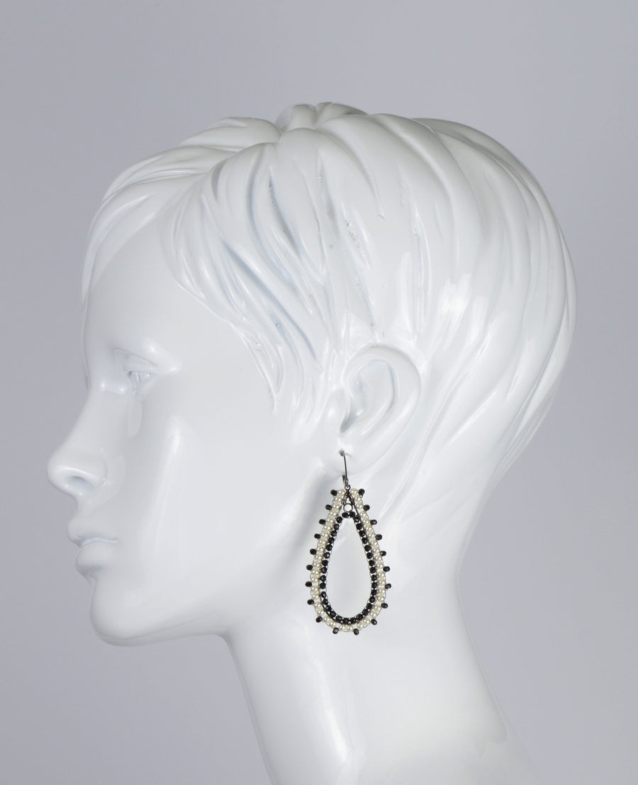Antique Silver/Ivory