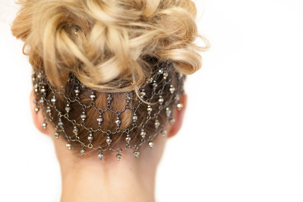 Ingrid Hairpiece - More Colors Available