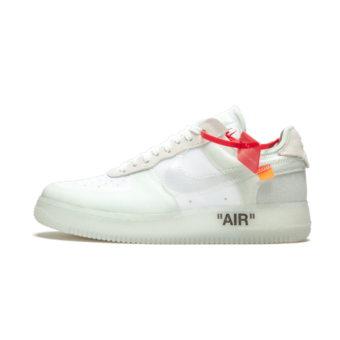 Air Force 1 Low Off-White (with Brown Off-White Box)
