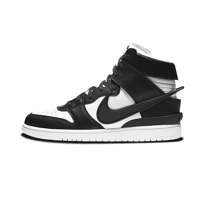 Dunk High Ambush Black White