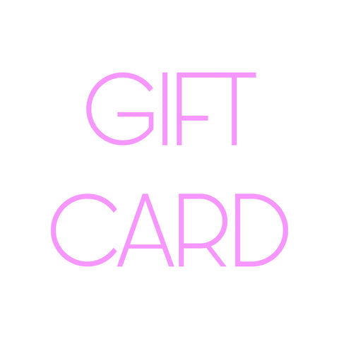 DA Clothes Gift Card