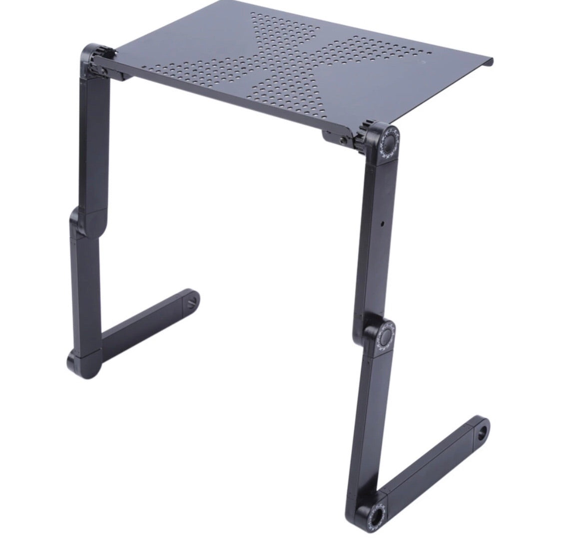 Adjustable table for  portable and laptop