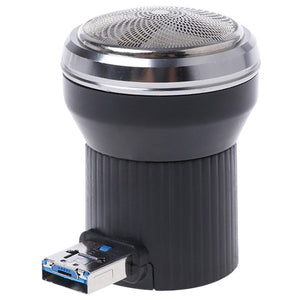 Electric Shaver ,Mini Portable USB Power Plug