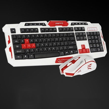 Star Battle Keyboard & Mouse