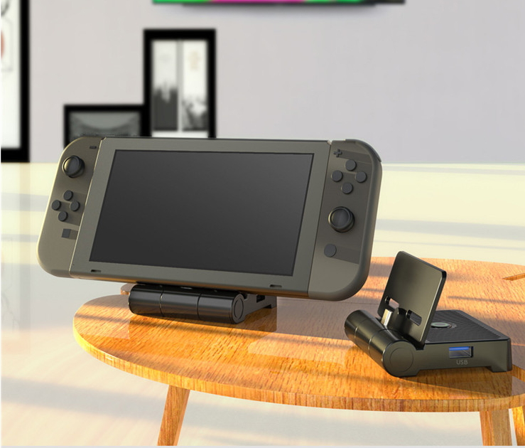 Mini Nintendo Switch Docking Station - AzraTec