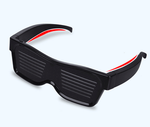 Bluetooth LED Light Glasses - AzraTec