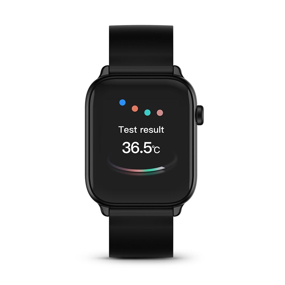 TICWRIS GTS Smartwatch with  Real-time Body Temperature Detection - AzraTec